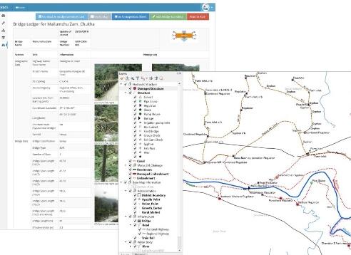 インフラ施設の維持管理システム ESS 株式会社地球システム科学の画像