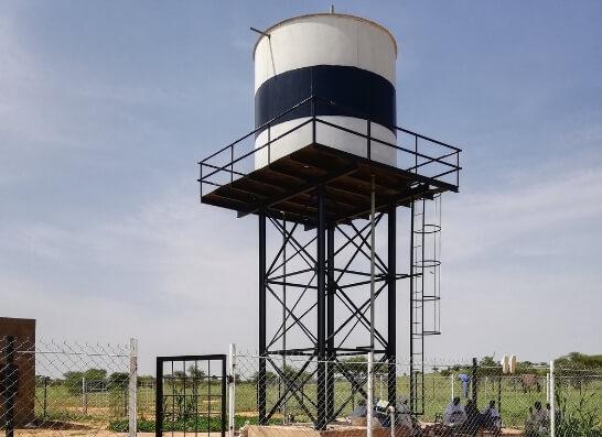 地域水道開発事業 ESS 株式会社地球システム科学の画像
