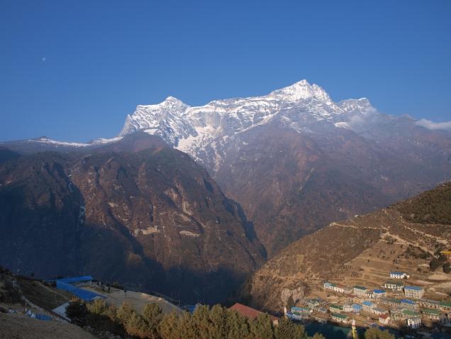 ESSのあゆみ ネパール